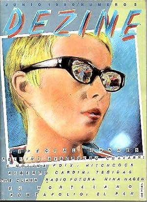 DEZINE. JUNIO 1980. NUMERO 2.: REVISTA.