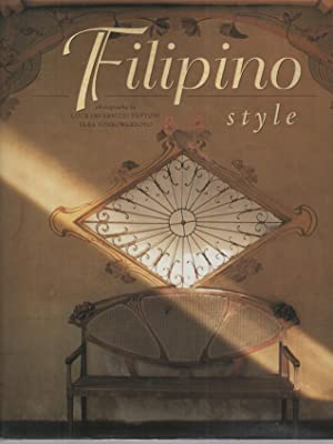 FILIPINO STYLE.: JAVELLANA, Rene. NAKPIL