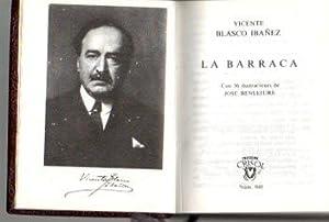 LA BARRACA.: BLASCO IBAÑEZ, Vicente.