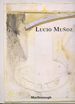 LUCIO MUÑOZ. GRANDES PAPELES. MARLBOROUGH MADRID. 27: CATALOGO.
