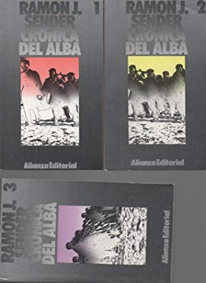 CRONICA DEL ALBA.: SENDER, Ramón J.