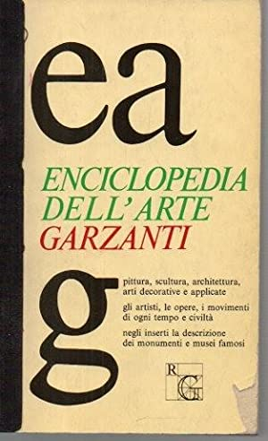 ENCICLOPEDIA GARZANTI DELL'ARTE.: AA.VV.