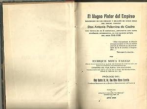 EL MAGNO PINTOR DEL EMPIREO. DESCRIPCION DE LOS FRESCOS Y RELACION DE OTRAS OBRAS DEL INSIGNE ...