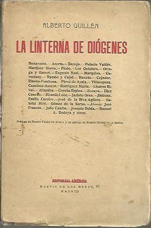 LA LINTERNA DE DIOGENES.: GUILLEN, Alberto.