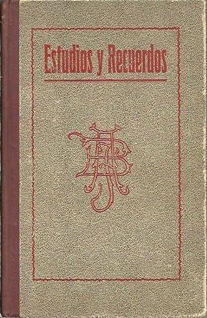 ESTUDIOS Y RECUERDOS.: BASTINOS, Antonio J.