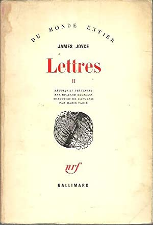 LETTRES II.: JOYCE, James.