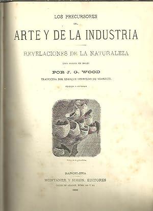 LOS PRECURSORES DEL ARTE Y DE LA: WOOD, J. G.