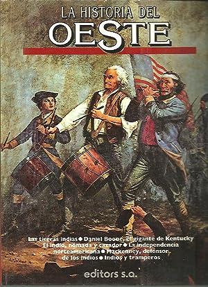LA HISTORIA DEL OESTE.: AA.VV.