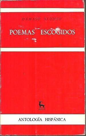 POEMAS ESCOGIDOS.: ALONSO, Dámaso.