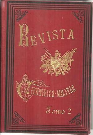 REVISTA CIENTIFICO-MILITAR.: REVISTA.