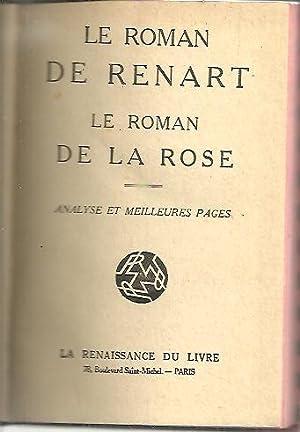 LE ROMAN DE RENART. LE ROMAN DE