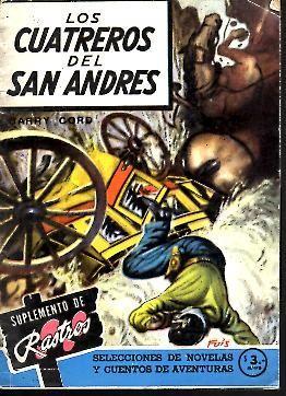 LOS CUATREROS DE SAN ANDRES.: CORD, Barry.