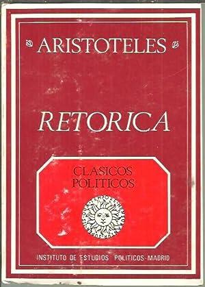 RETORICA.: ARISTOTELES.