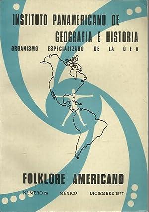FOLKLORE AMERICANO.: REVISTA.