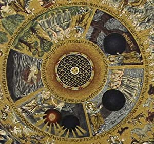 Creation Myth chromolithograph] Basilica di San Marino du Venezia,