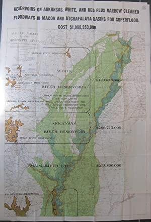Alluvial Valley of the Mississippi River, prepared by the Mississippi Commission