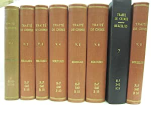 Traite de Chimie.: Berzelius, J.J.