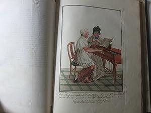 Afbeeldingen van de Kleedingen, Zeden en Gewoonten in Holland met den aanvang der negentienden eeuw...