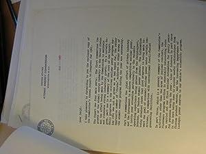 Typed letter signed, 1962: Glenn T. Seaborg
