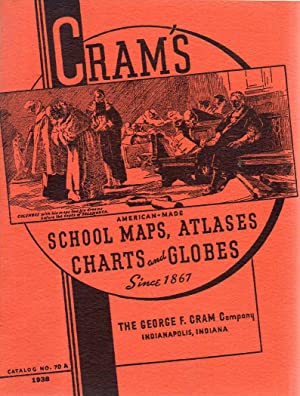 Cram's School Maps, Altases, Charts and Globes