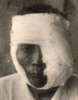 Mounted photograph of Papa Faustino: Ablen Faustino.