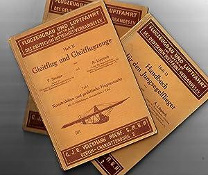 Gleitflug und Gleitflugzeuge, Handbuch fuer den Jungsegelflieger;: Fre4idrich Stamer and