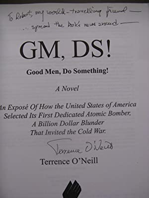 GM,DS!: Terrence O'Neill