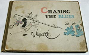 Chasing the Blues (First Edition, Jewish Humor, Cartoon/Comics)