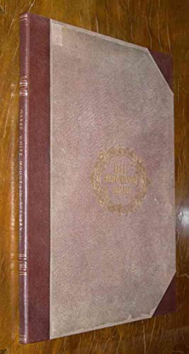 Scenery of the White Mountains (First Edition): Oakes, William. Lithographs