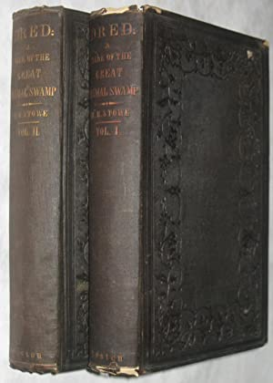Dred: A Tale of the Great Dismal Swamp (FIRST EDITION, 2 Volumes): Stowe, Harriet Beecher.