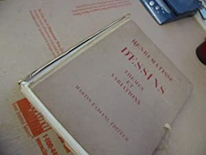 Dessins: Themes et Variations: Matisse, Henri