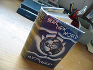 BRAVE NEW WORLD, A Novel By.: Huxley, Aldous