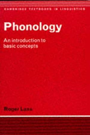 Phonology: An Introduction to Basic Concepts