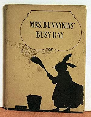 Mrs. Bunnykins' Busy Day: Allan Wright