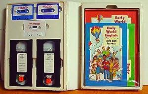 Early World of English, Curso De Ingles Para Ninos Boxed Vinyl Set
