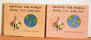 Around The World With Ant And Bee: Angela Banner