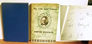My Life and Times, 1953-1963: Compton Mackenzie