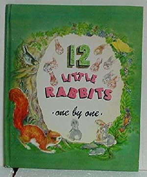 12 Little Rabbits One by One