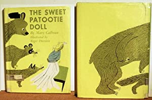 The Sweet Patootie Doll: Mary Calhoun