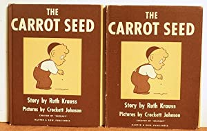 The Carrot Seed: Ruth Krauss