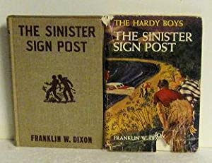 The Hardy Boys the Sinister Sign Post: Franklin W. Dixon