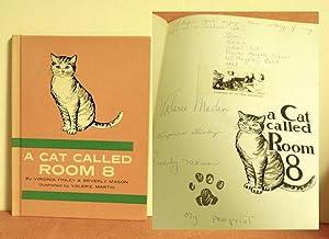 A Cat Called Room 8: Virginia Finley & Beverly Mason