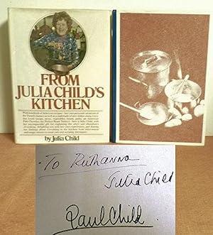 From Julia Child's Kitchen: Julia Child