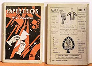 Paper Tricks (With Patter): Will Goldston