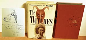 The Witches: Jay Williams