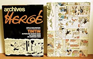 Archives Herge Tome 1: Published by Casterman