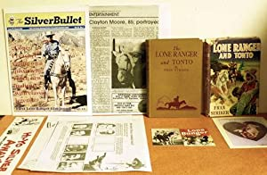 The Lone Ranger And Tonto: Fran Striker