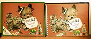 Poochy the Christmas Pup , with box: Beth Vardon
