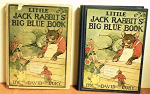 Little Jack Rabbits Big Blue Book: David Cory