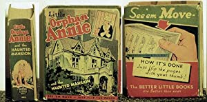 Little Orphan Annie and the Haunted Mansion